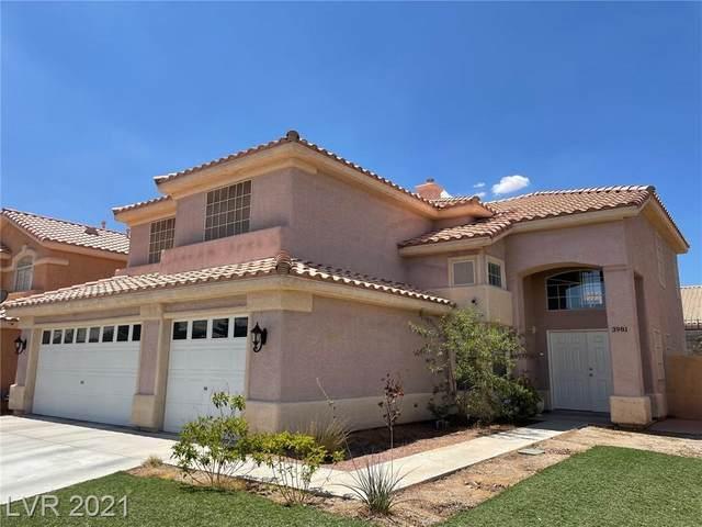 3981 Erva Street, Las Vegas, NV 89147 (MLS #2320677) :: ERA Brokers Consolidated / Sherman Group