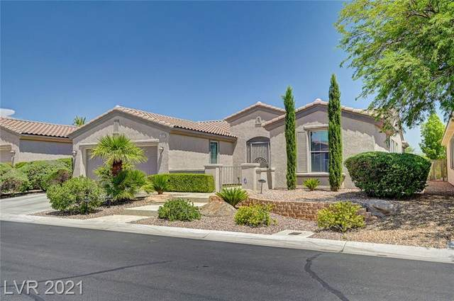 4994 Rivedro Street, Las Vegas, NV 89135 (MLS #2320680) :: The Shear Team