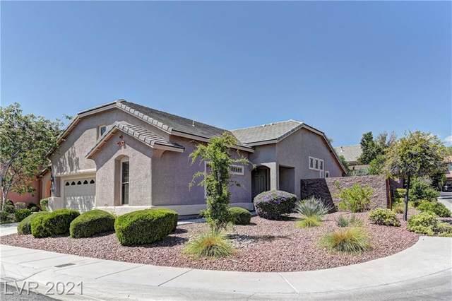 315 Dartmouth Hills Street, Las Vegas, NV 89138 (MLS #2320684) :: Lindstrom Radcliffe Group