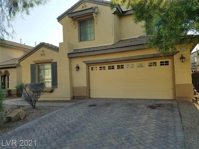 8221 Swallow Falls Street, North Las Vegas, NV 89085 (MLS #2320689) :: Lindstrom Radcliffe Group