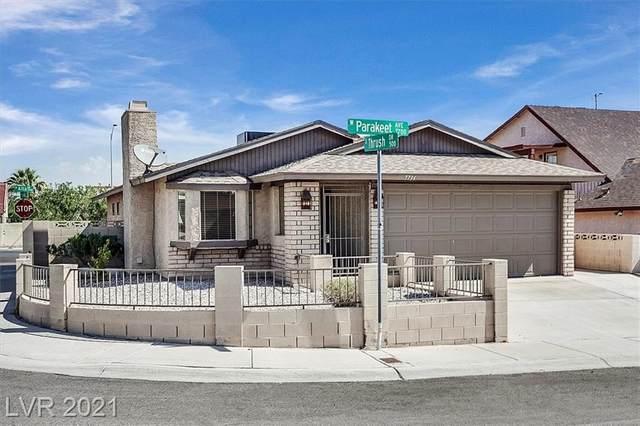 7736 Parakeet Avenue, Las Vegas, NV 89145 (MLS #2320705) :: Lindstrom Radcliffe Group
