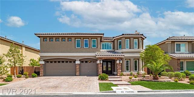 10996 Gaelic Hills Drive, Las Vegas, NV 89141 (MLS #2320715) :: The TR Team