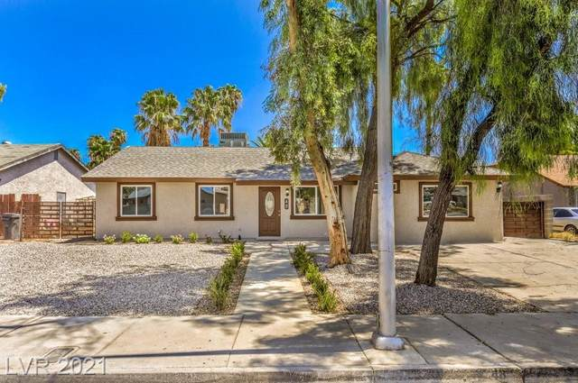 48 Marion Drive, Las Vegas, NV 89110 (MLS #2320729) :: Lindstrom Radcliffe Group