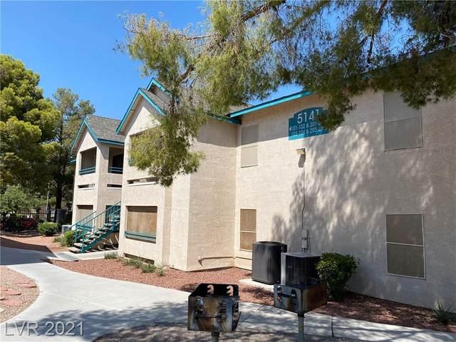 5141 Lindell Road #201, Las Vegas, NV 89118 (MLS #2320738) :: Lindstrom Radcliffe Group