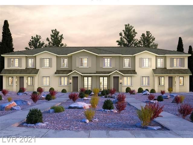 5730 Sky Pointe Drive #161, Las Vegas, NV 89130 (MLS #2320758) :: Lindstrom Radcliffe Group