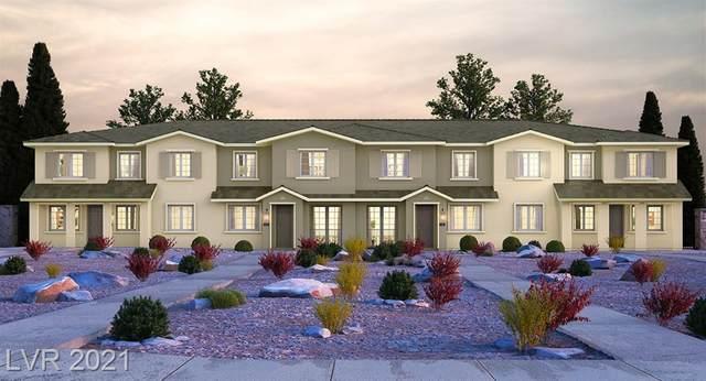 5730 Sky Pointe Dr Drive #145, Las Vegas, NV 89130 (MLS #2320787) :: Lindstrom Radcliffe Group