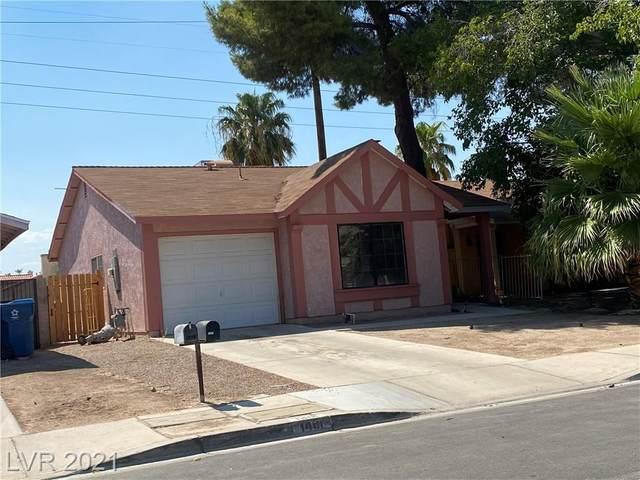 1401 Crossdale Avenue, Las Vegas, NV 89142 (MLS #2320812) :: The Melvin Team