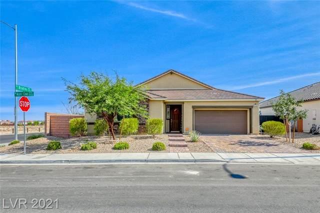 5505 Moore Cove Avenue, Las Vegas, NV 89131 (MLS #2320814) :: Lindstrom Radcliffe Group