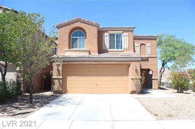 8807 Canyon Saddle Street, Las Vegas, NV 89148 (MLS #2320818) :: Lindstrom Radcliffe Group