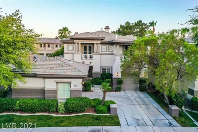 444 Pinnacle Heights Lane, Las Vegas, NV 89144 (MLS #2320820) :: Lindstrom Radcliffe Group