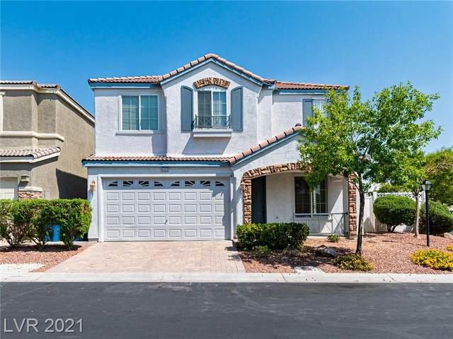 6222 Tillman Crest Avenue, Las Vegas, NV 89139 (MLS #2320830) :: Custom Fit Real Estate Group