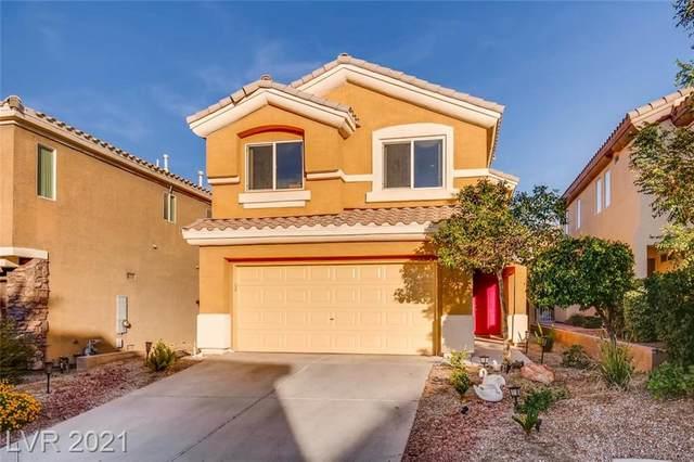 268 Fairway Woods Drive, Las Vegas, NV 89148 (MLS #2320849) :: Lindstrom Radcliffe Group