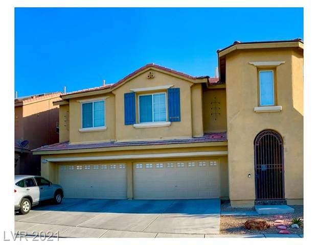 9218 Desert Heat Avenue, Las Vegas, NV 89178 (MLS #2320910) :: Custom Fit Real Estate Group