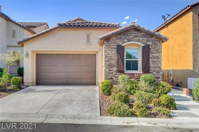 10632 College Hill Avenue, Las Vegas, NV 89166 (MLS #2320934) :: Lindstrom Radcliffe Group
