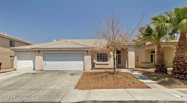 3414 Fishers Landing Avenue, North Las Vegas, NV 89032 (MLS #2320943) :: Custom Fit Real Estate Group