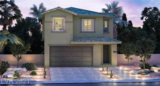 689 Rogue Waver Avenue, Las Vegas, NV 89138 (MLS #2320986) :: Lindstrom Radcliffe Group