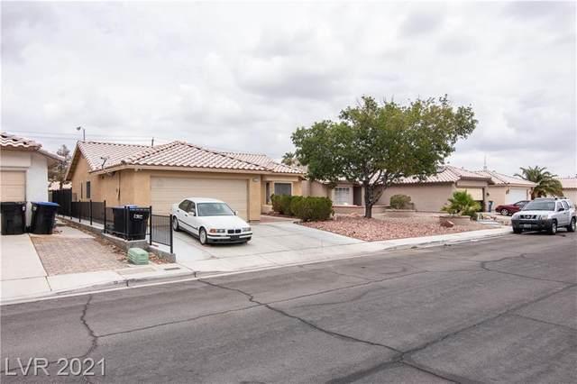 3512 Gingersnap Way, North Las Vegas, NV 89032 (MLS #2320988) :: Lindstrom Radcliffe Group