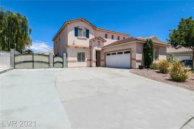 1024 Amber Falls Lane, North Las Vegas, NV 89081 (MLS #2320993) :: Custom Fit Real Estate Group