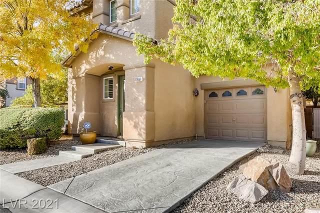 11681 Pride Hill Street, Las Vegas, NV 89183 (MLS #2320995) :: Lindstrom Radcliffe Group