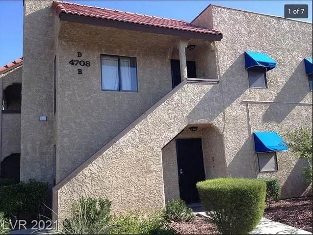 4708 Obannon Drive B, Las Vegas, NV 89102 (MLS #2321013) :: Galindo Group Real Estate