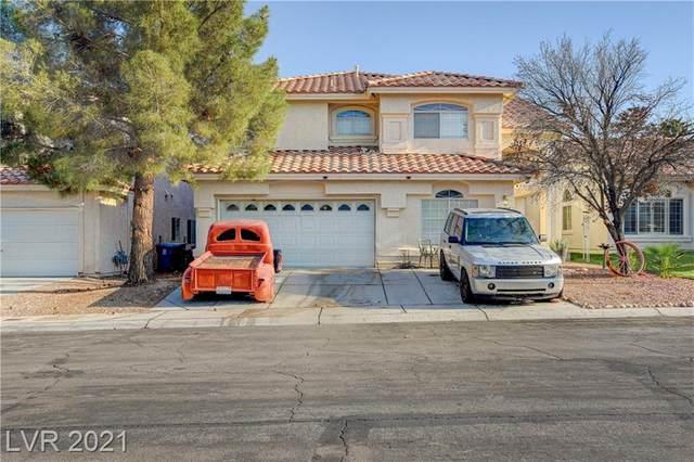 8753 Fountain Island Drive, Las Vegas, NV 89147 (MLS #2321029) :: Lindstrom Radcliffe Group
