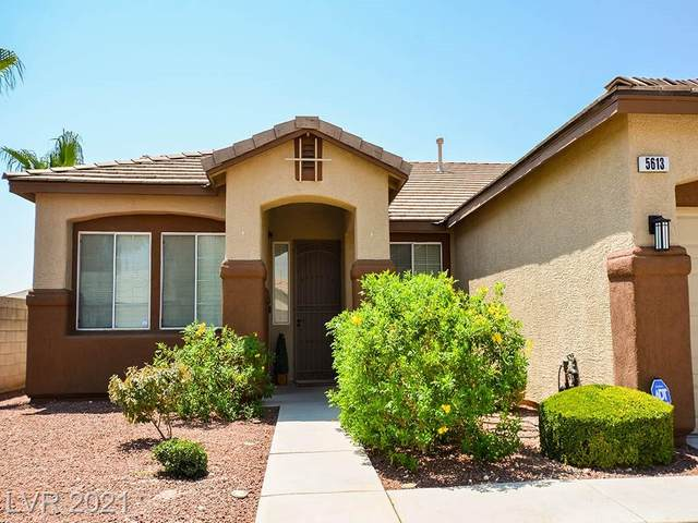 5613 Blue Peak Avenue, Las Vegas, NV 89131 (MLS #2321065) :: Lindstrom Radcliffe Group