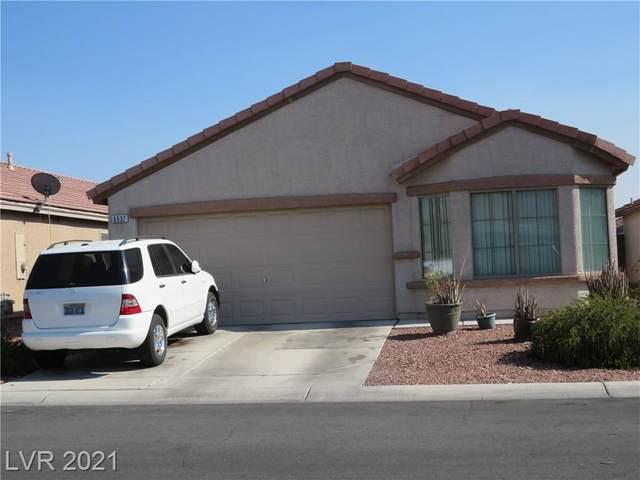 6537 Duck Hill Springs Drive, Las Vegas, NV 89122 (MLS #2321080) :: ERA Brokers Consolidated / Sherman Group