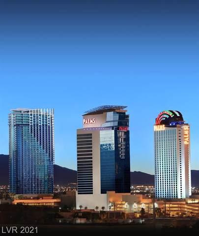 4381 W Flamingo Road #5307, Las Vegas, NV 89103 (MLS #2321107) :: Lindstrom Radcliffe Group