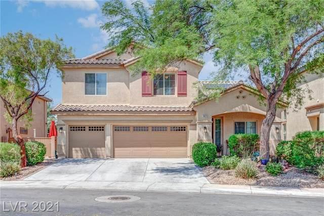 5829 Armide Street, North Las Vegas, NV 89081 (MLS #2321110) :: Custom Fit Real Estate Group