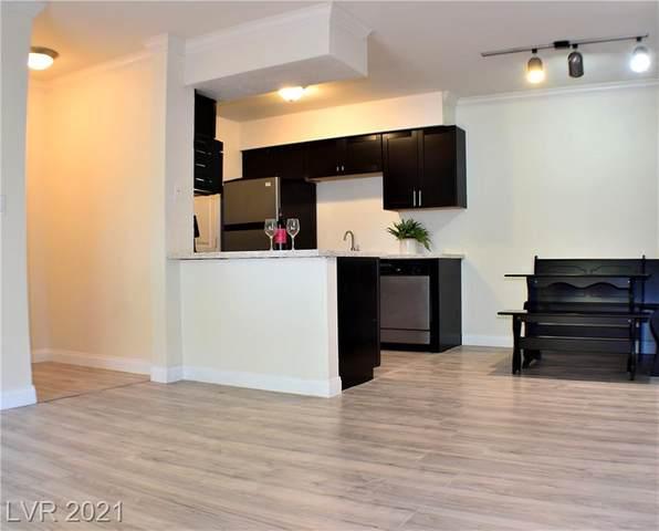 3135 S Mojave Road #148, Las Vegas, NV 89121 (MLS #2321124) :: Hebert Group | eXp Realty