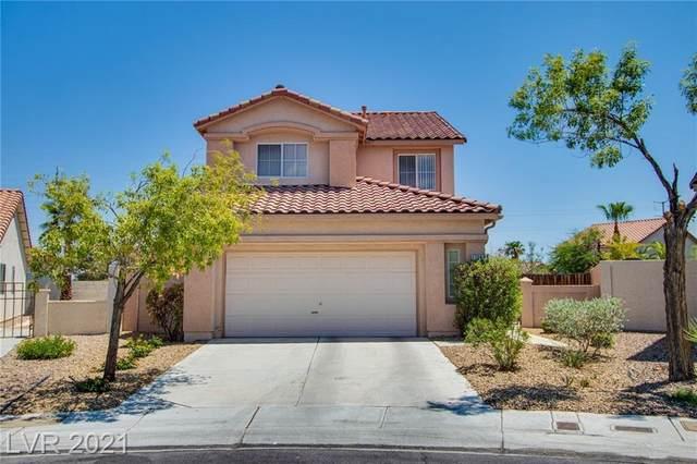 1720 Del Mira Drive, Las Vegas, NV 89128 (MLS #2321134) :: Custom Fit Real Estate Group