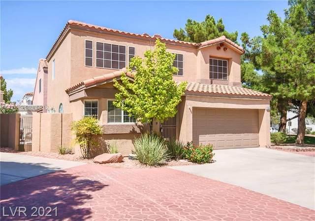 3309 Epson Street, Las Vegas, NV 89129 (MLS #2321202) :: Lindstrom Radcliffe Group