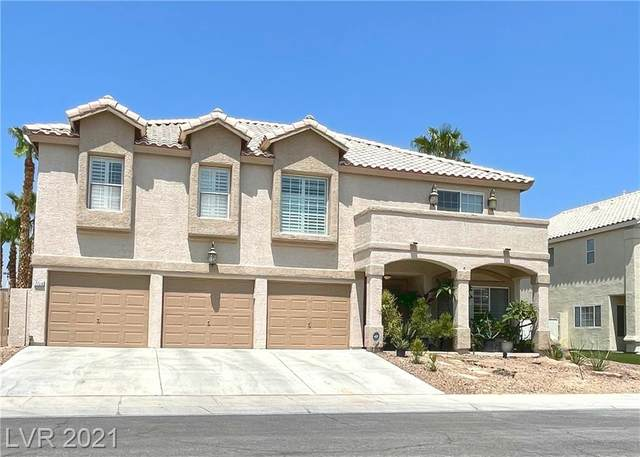 7728 Four Seasons Drive, Las Vegas, NV 89129 (MLS #2321214) :: Custom Fit Real Estate Group
