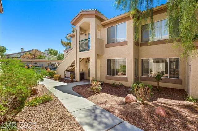 5710 E Tropicana Avenue #2210, Las Vegas, NV 89122 (MLS #2321255) :: The Melvin Team