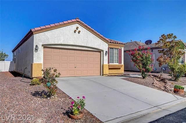 8374 Mountain Village Street, Las Vegas, NV 89113 (MLS #2321311) :: Keller Williams Realty