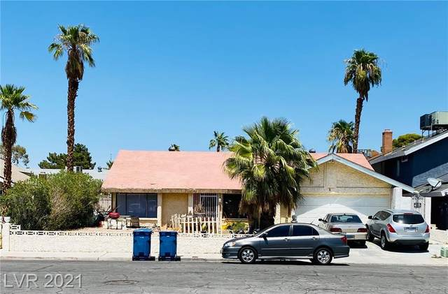 6566 Treadway Lane, Las Vegas, NV 89103 (MLS #2321376) :: Keller Williams Realty