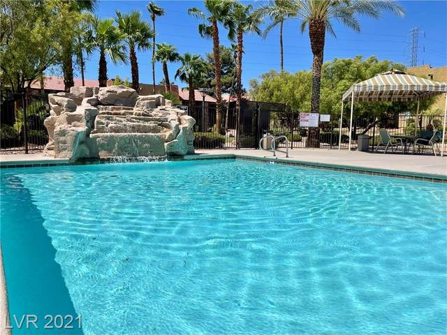4921 Indian River Drive #113, Las Vegas, NV 89103 (MLS #2321390) :: Hebert Group   eXp Realty