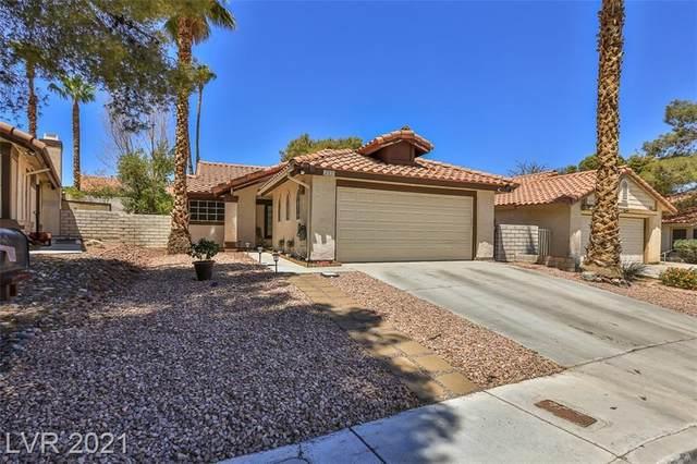 712 Inglenook Drive, Las Vegas, NV 89123 (MLS #2321422) :: Keller Williams Realty