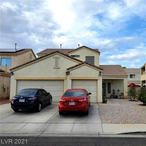 5948 Katie Marie Court, Las Vegas, NV 89110 (MLS #2321442) :: Signature Real Estate Group