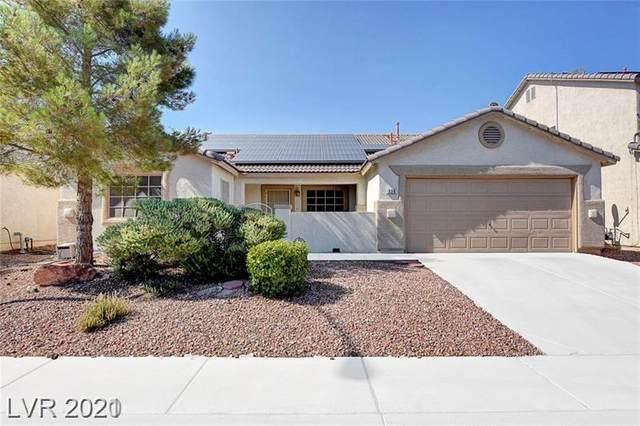 326 Parrot Hill Avenue, North Las Vegas, NV 89032 (MLS #2321479) :: Lindstrom Radcliffe Group