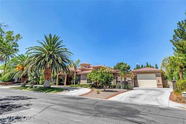 2408 Rancho Bel Air Drive, Las Vegas, NV 89107 (MLS #2321674) :: Lindstrom Radcliffe Group