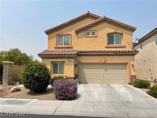 9796 Ziegler Avenue, Las Vegas, NV 89148 (MLS #2321701) :: Keller Williams Realty