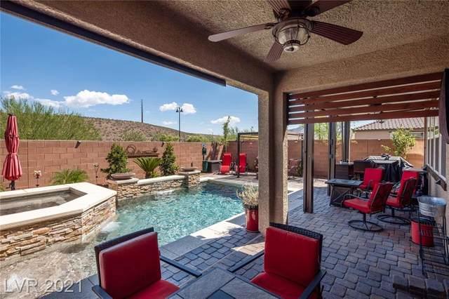 2820 Aragon Terrace Way, Henderson, NV 89044 (MLS #2321722) :: Custom Fit Real Estate Group
