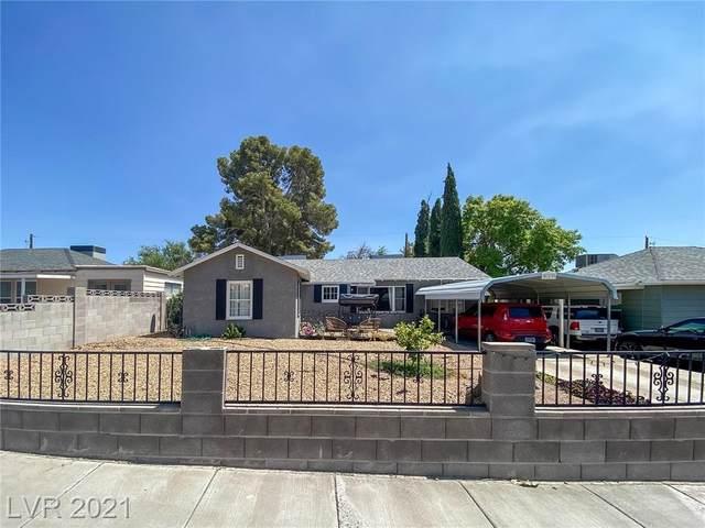 519 New Mexico Street, Boulder City, NV 89005 (MLS #2321793) :: Keller Williams Realty