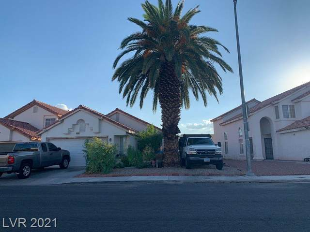 2513 Rising Legend Way, Las Vegas, NV 89106 (MLS #2321802) :: The Melvin Team