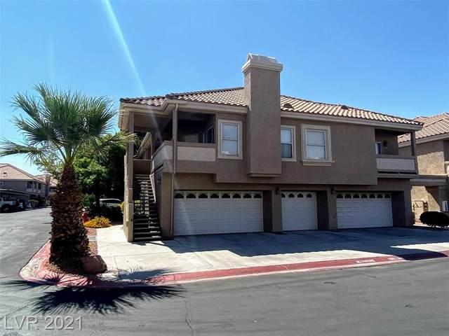 5125 W Reno Avenue #2076, Las Vegas, NV 89118 (MLS #2321815) :: Keller Williams Realty