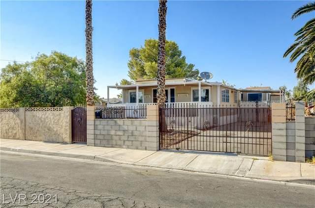 4856 Fiesta Way, Las Vegas, NV 89121 (MLS #2321853) :: Coldwell Banker Premier Realty