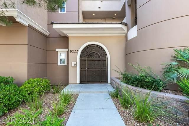 9211 Tesoras Drive #302, Las Vegas, NV 89144 (MLS #2321869) :: Coldwell Banker Premier Realty