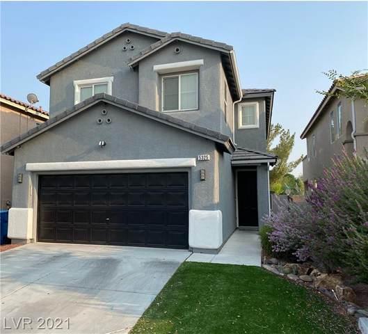 5325 Welch Valley Avenue, Las Vegas, NV 89131 (MLS #2321908) :: Lindstrom Radcliffe Group