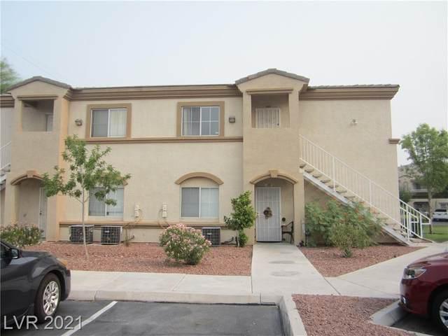 3400 Cabana Drive #2009, Las Vegas, NV 89122 (MLS #2321936) :: Keller Williams Realty